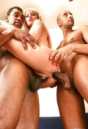 Multiple penetration intercourse photo