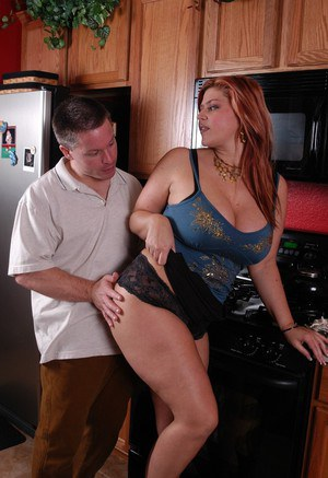 Sex Porn In Kitchen