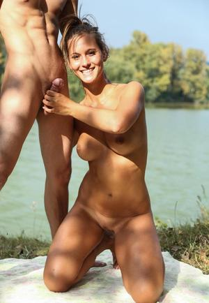 Apologise, outdoor sex nude beauty think